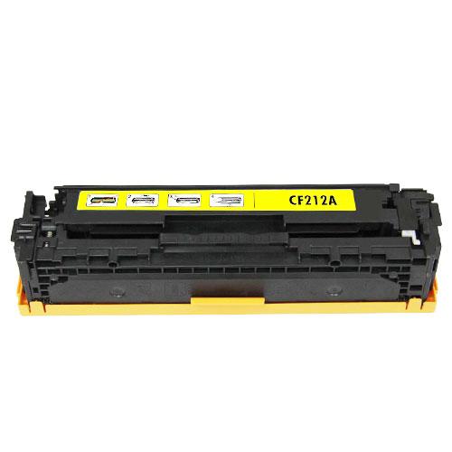HP CF212A - HP 131A yellow - kompatibilní