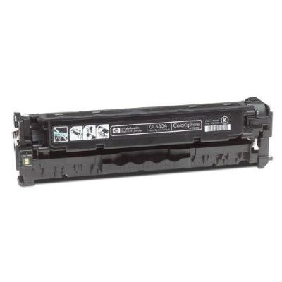 HP CC530A - HP 304A black - kompatibilní