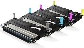 Samsung CLT-P4072C CMYK - kompatibilní