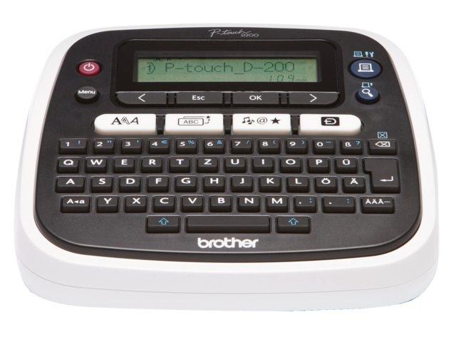 Tiskárna samolepicích štítků Brother PT-D200BW