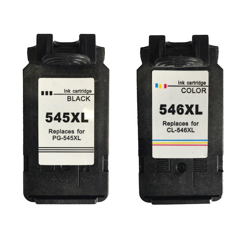 Canon PG-545XL + CL-546XL - kompatibilní