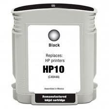 HP C4844A - HP 10 black - kompatibilní