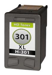 HP CH563EE - HP 301XL black - kompatibilní