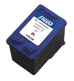 HP C6657AE - HP 57 - kompatibilní