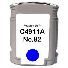 HP C4911A - HP 82 cyan - kompatibilní