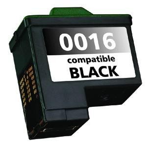 Lexmark 10N0016/10N0217 - 16/17 black - kompatibilní