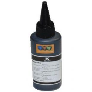 Univerzální inkoust SCI pro Canon 100ml photo black (foto černý)