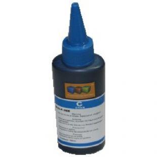 Univerzální inkoust SCI pro HP 100ml cyan (azurový)