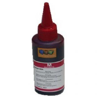 Univerzální inkoust SCI pro HP 100ml magenta (purpurový)