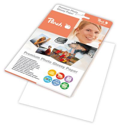 Fotopapír Peach PIP100-07 A4 lesklý premium 260g/m2 25ks