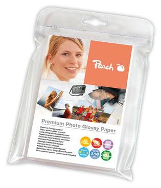 Fotopapír Peach PIP200-03 10x15 lesklý premium 260g/m2 50ks