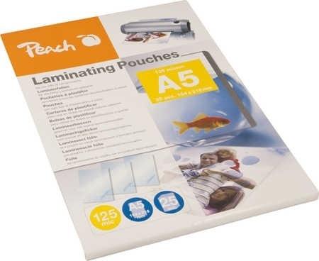 Peach PP525-03 laminovací fólie A5 125mic - 100ks