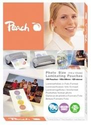 Peach S-PP525-19 laminovací fólie 10x15cm 125mic - 100ks