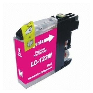 Brother LC-123M kompatibilní cartridge
