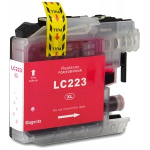 Brother LC-223M kompatibilní cartridge