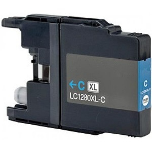 Brother LC-1280C XL kompatibilní cartridge