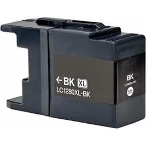 Brother LC-1280BK XL kompatibilní cartridge