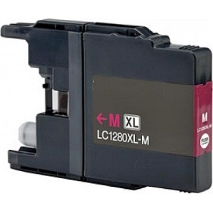 Brother LC-1280M XL kompatibilní cartridge